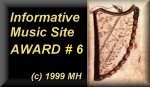 Informative Music Site Award
